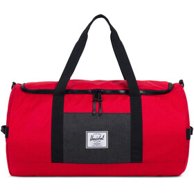 Herschel Sutton Travel Luggage red/black
